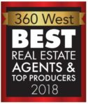360West Best Realtor Badge